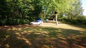 Camping Les Chênes Valençay - Emplacements Tentes