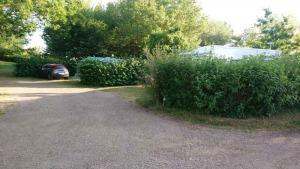 Camping Les Chênes Valençay - Emplacements Caravanes