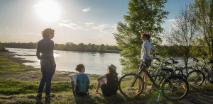 Camping Les Chênes Valençay - Loire à vélo